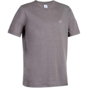 TOPPER T SHIRT BASICA MC MARRON