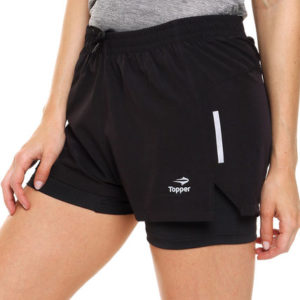 TOPPER SHORT WV WMNS RNG 2 IN 1